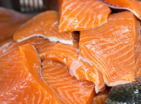 Fencebay Farm Shop - Salmon