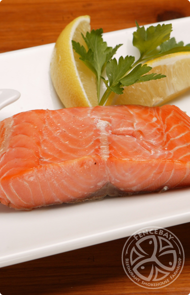 Fencebay Farm Shop - Hot smoked salmon