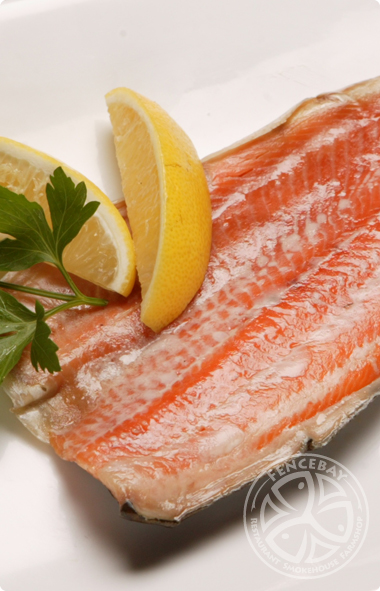 Fencebay Farm Shop - Smoked Rainbow Trout