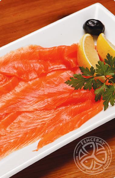 Fencebay Farm Shop - Smoked Salmon