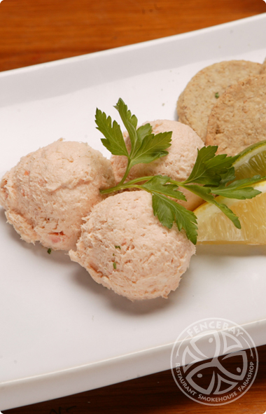Fencebay Farm Shop - Trout Salmon Pate